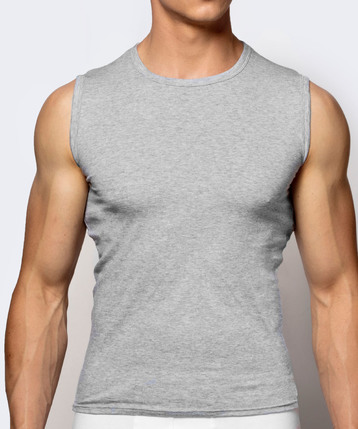 Koszulka męska BASIC, (1) -