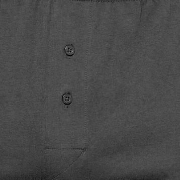 Bokserki męskie <br>grafitowy, BMB-003 - Atlantic