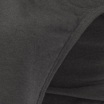 <b>2 szt.</b>, slipy mini bambusowe <br> grafitowy ciemny, MP-1372 - Atlantic