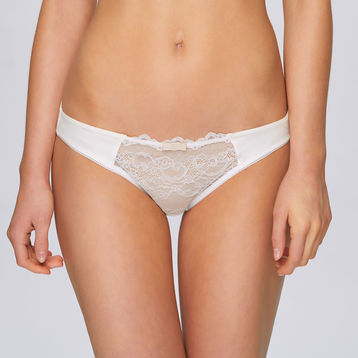 Figi, mini bikini <br> ecru, LP-2717 - Atlantic