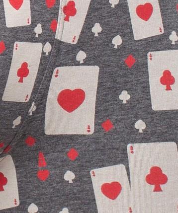 Szorty męskie CARDS