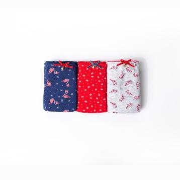 3-pack majtek damskich