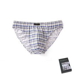 2 x Slipy męskie SPORT szare <br>elastyczna bawełna <br>Bielizna Atlantic CASUAL