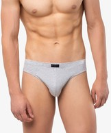2 Pack Slipy męskie czarne krój SPORT elastyczna bawełna Bielizna męska Atlantic HAPPY.LINE WILD